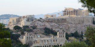 El aceite de oliva en la antigua Grecia